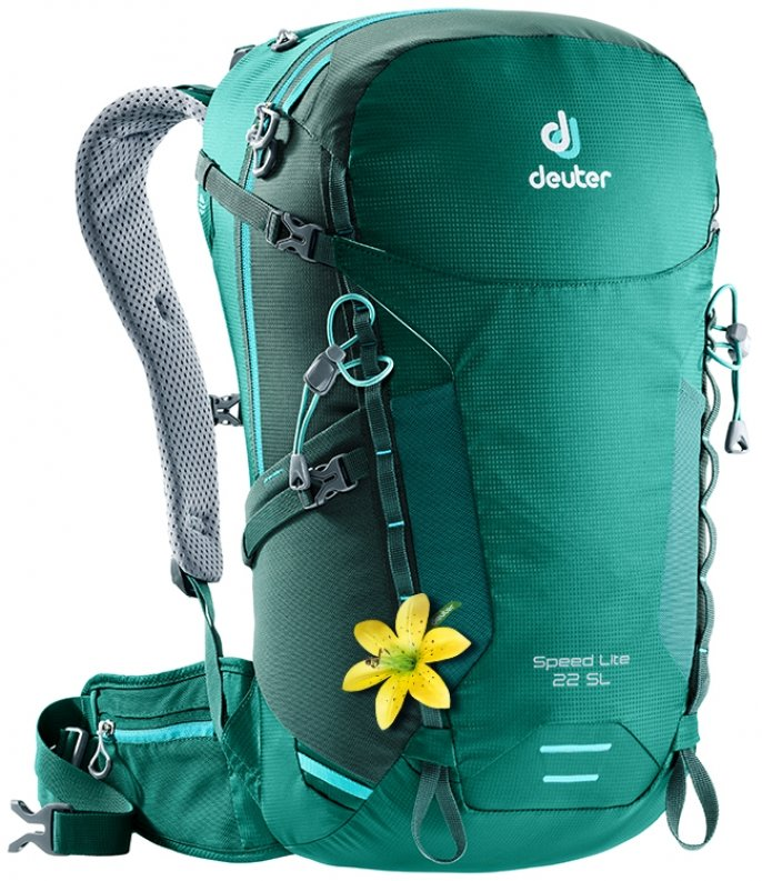 Велосипедный рюкзак Deuter SPEED LITE SL 22 alpinegreen-forest 3410318 2231
