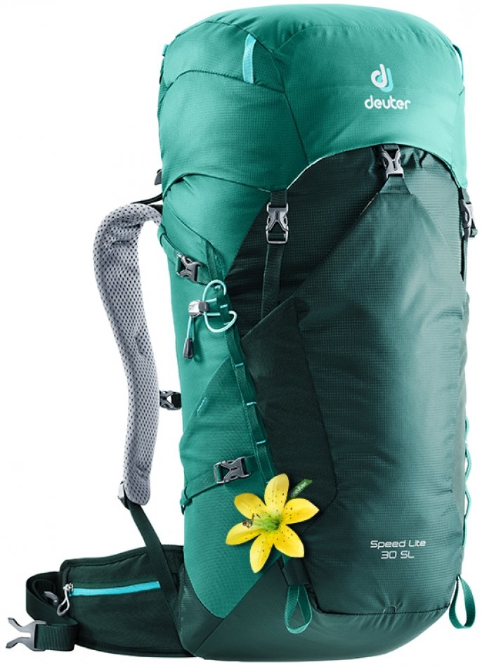 Велосипедный рюкзак Deuter SPEED LITE SL 30 forest-alpinegreen 3410718 2235