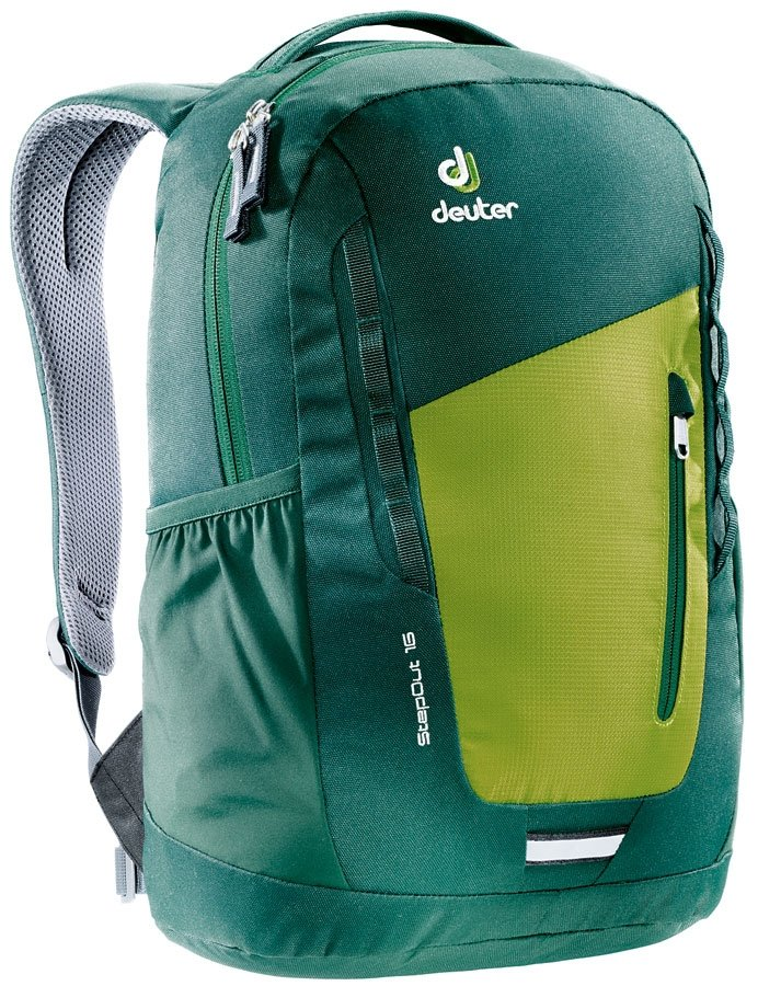 Рюкзак Deuter STEPOUT 16 moss-forest 3810315 2219
