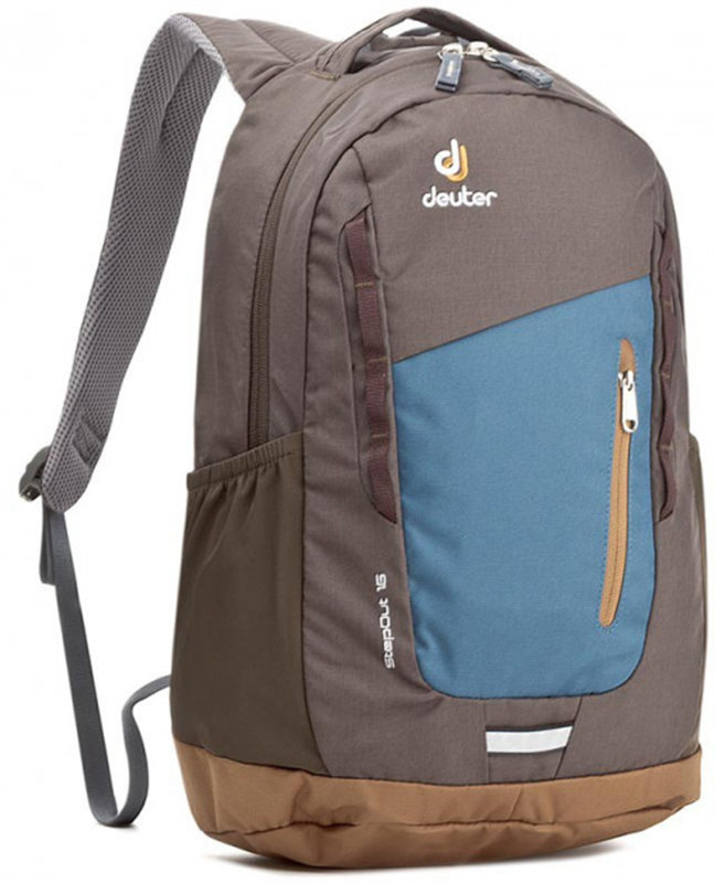 Рюкзак Deuter STEPOUT 16 arctic-coffee 3810315 3621