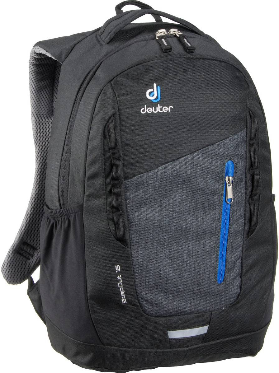 Рюкзак Deuter STEPOUT 16 dresscode-black 3810315 7712