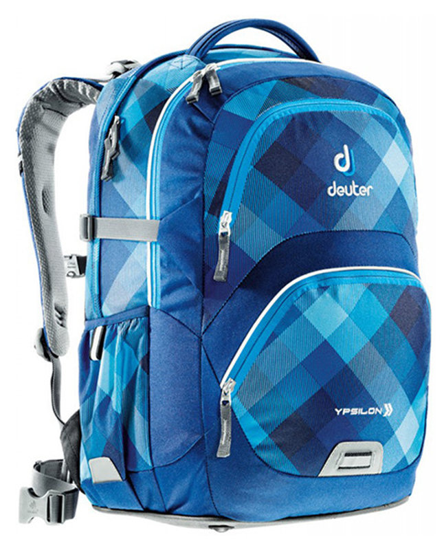 Детский рюкзак Deuter YPSILON blue crosscheck