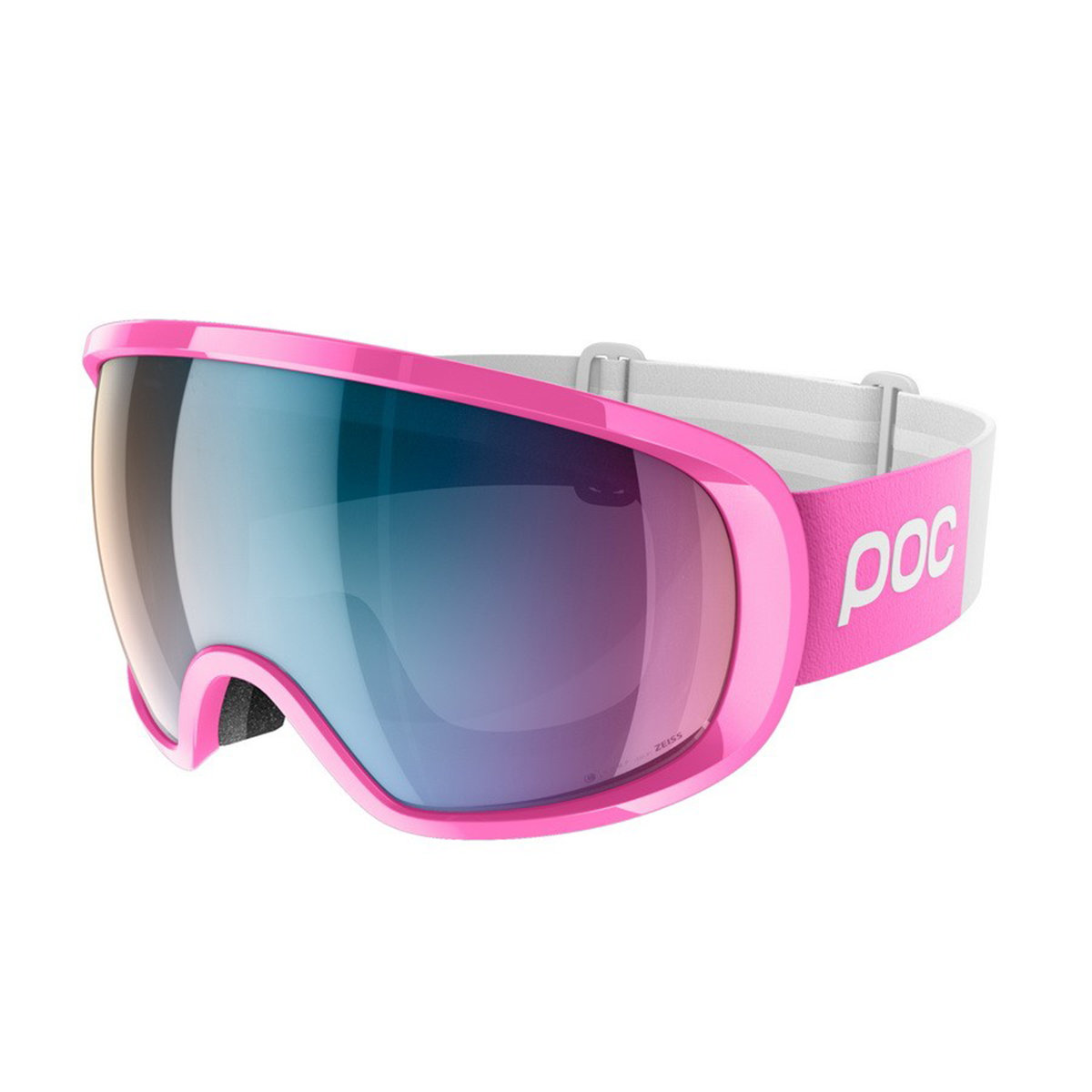 Маска горнолыжная POC Fovea Clarity Comp (Actinium pink/Spektris Pink) PC 404408222ONE1