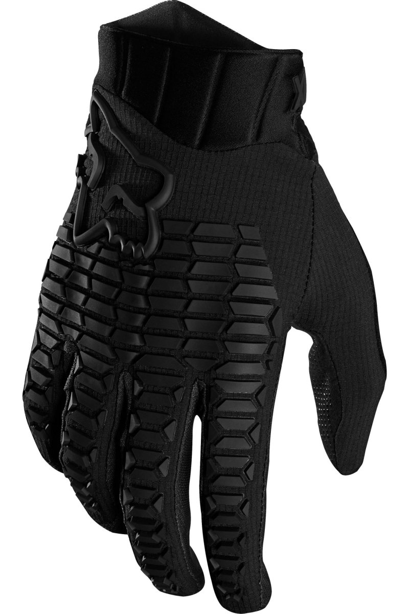 Перчатки Fox DEFEND GLOVE BLK/BLK 23303-021-M