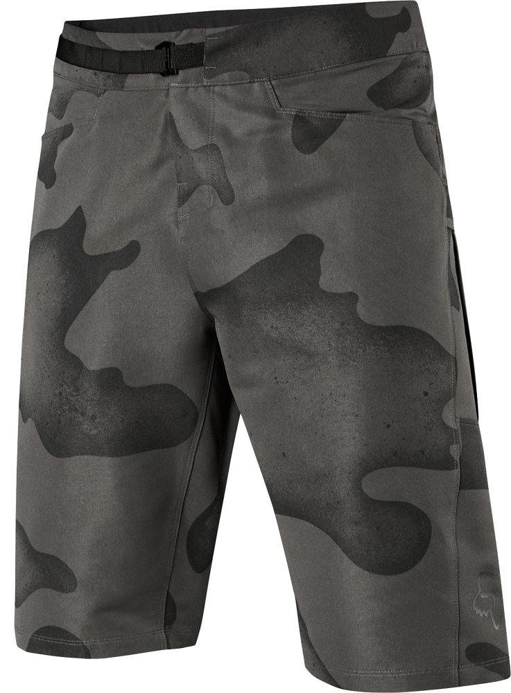 Велошорты FOX RANGER CARGO BLACK CAMO 20926-247-40