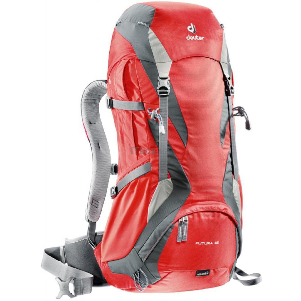 Рюкзак Deuter Futura 32 fire-granite (5510) 34254 5510