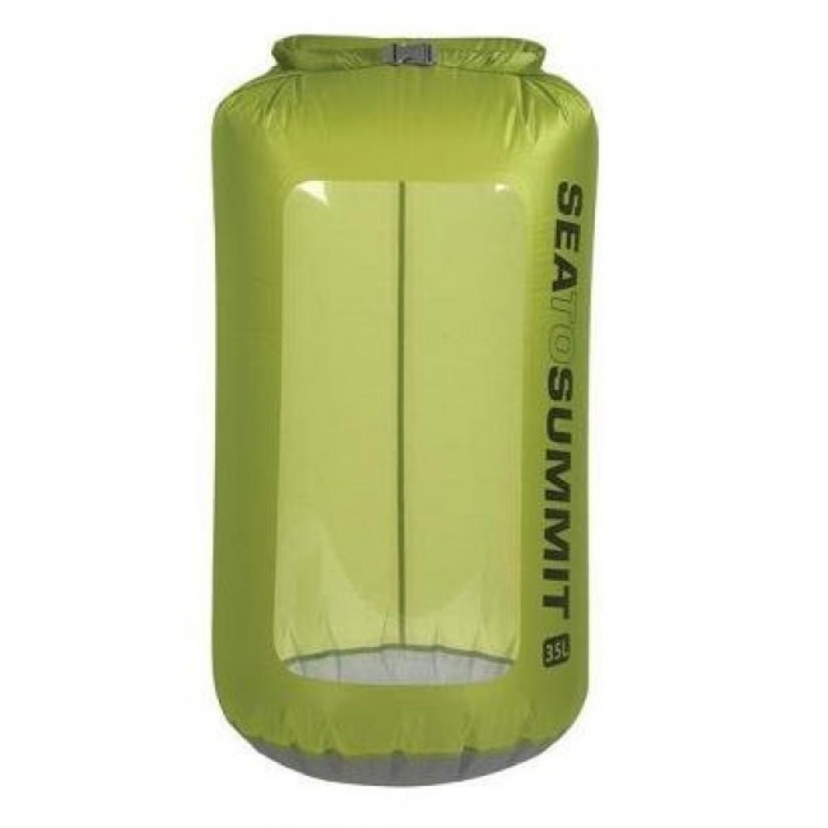 Гермочехол Sea to summit Ultra-Sil View Dry Sack Green, 13 L STS AUVDS13GN