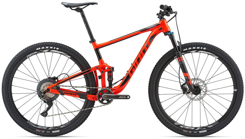 Велосипед Giant ANTHEM 2 29 red 80035016