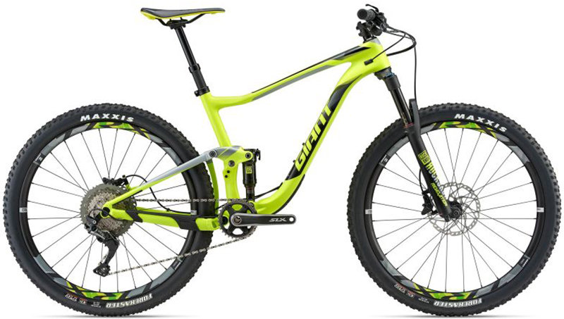 Велосипед Giant ANTHEM ADVANCED 2 29 satin yellow