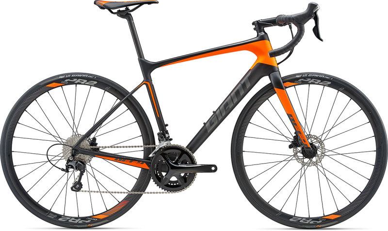 Велосипед Giant DEFY ADVANCED 2 composite