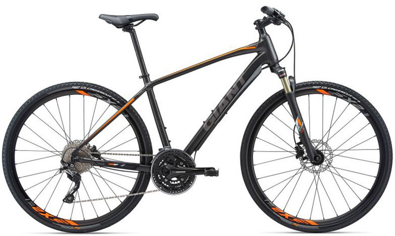 Велосипед Giant ROAM 0 DISC anthracite 80053114, 80053115, 80053117, 80053116