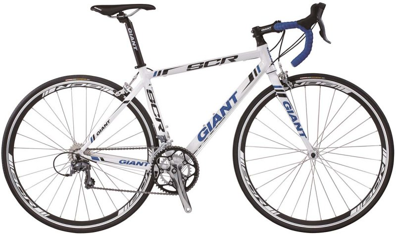 Велосипед Giant SCR 2 white-blue