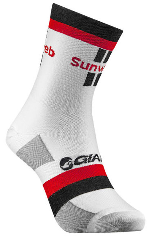 Носки Giant TEAM SUNWEB white GA820000586 GA820000585