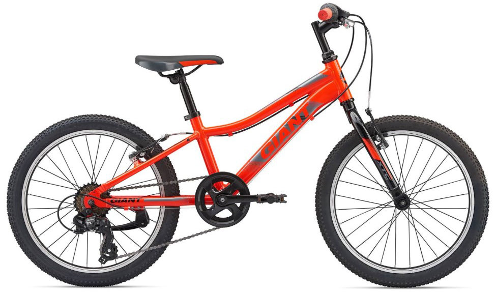 Велосипед Giant XTC JR 20 LITE neon red 90062910