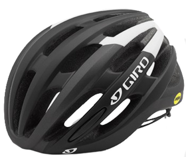 Велосипедный шлем Giro FORAY MIPS matte black-white