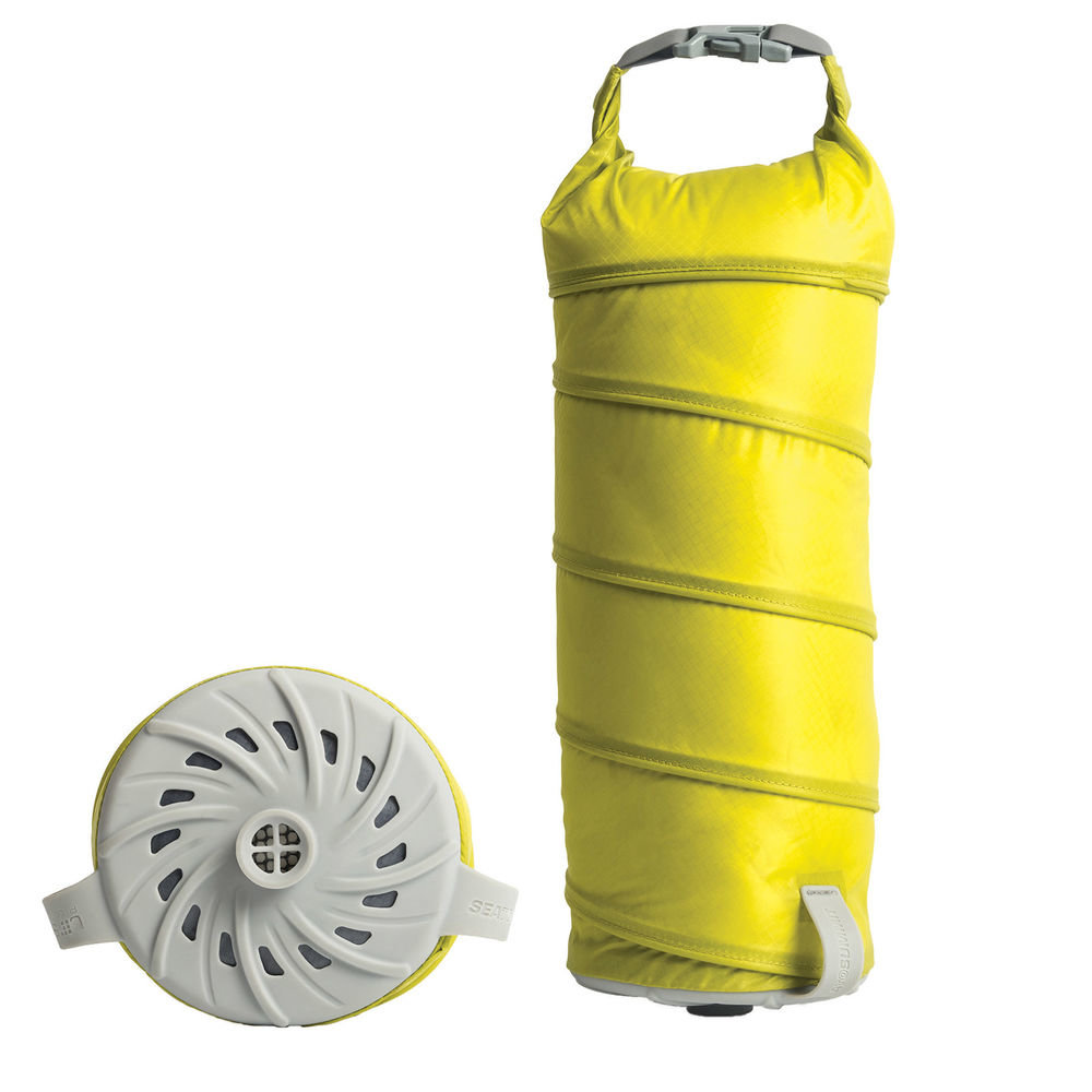 Насос Sea to Summit Jet Stream Pump Sack lime STS AMJSP