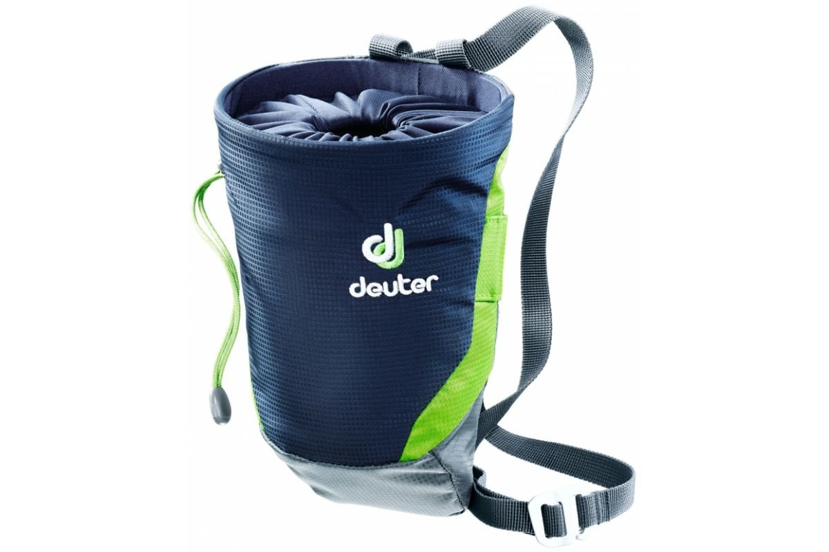 Мешочек для магнезии Deuter Gravity Chalk Bag II L navy-granite (3400) 3391317 3400