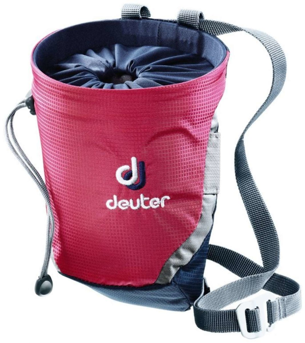 Мешочек для магнезии Deuter Gravity Chalk Bag II M magenta-navy (5313) 3391217 5313