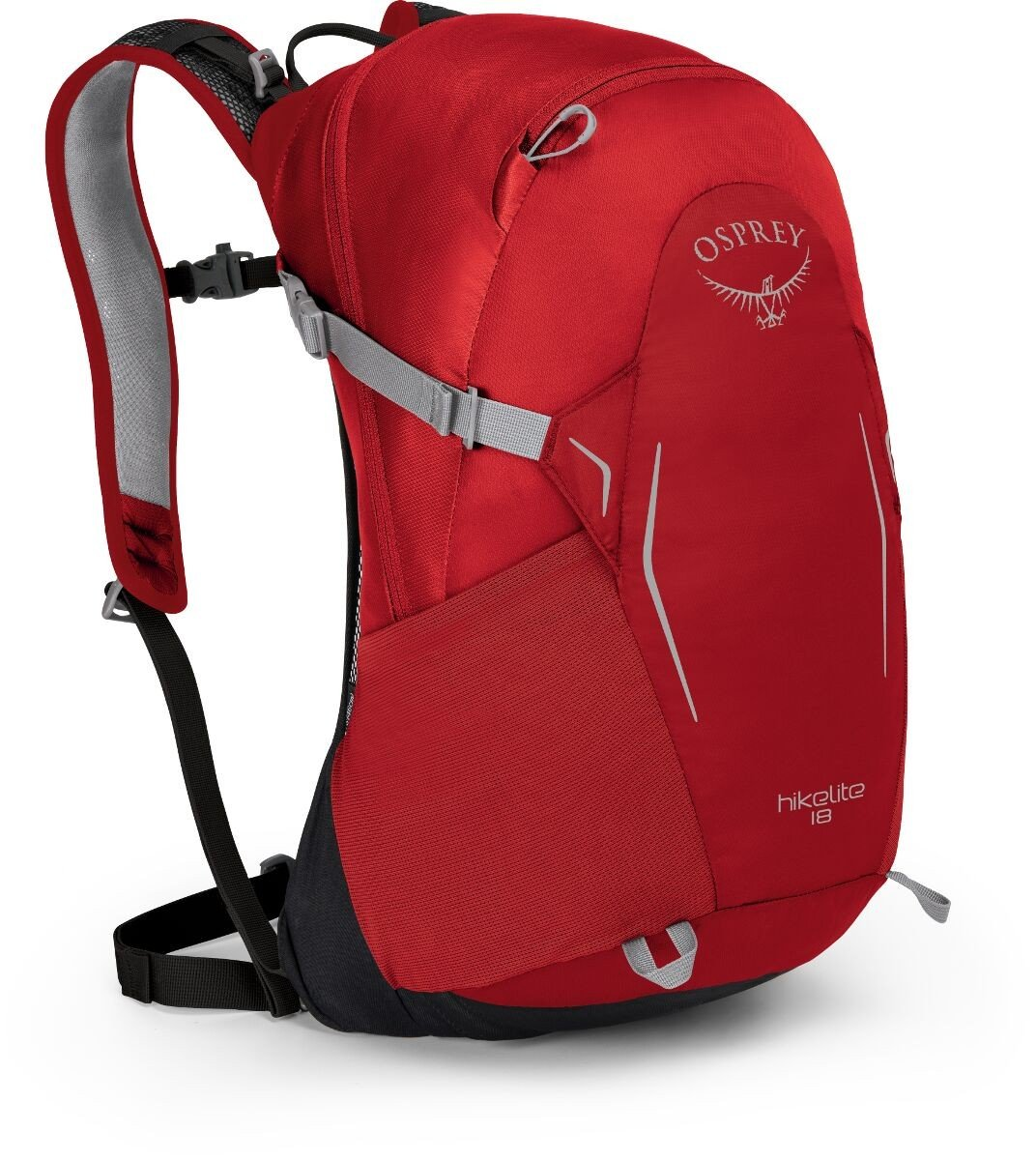 Рюкзак Osprey Hikelite 18 Tomato Red 009.1732