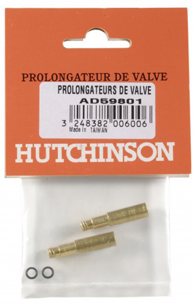 Удлинители ниппеля Hutchinson LOT 2 PROLONGATEURS DE VALVES AD59801
