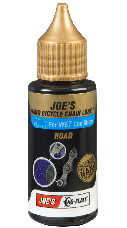 Смазка для цепи велосипеда Joes NANO LUBE ROAD WET 30 ml 180746
