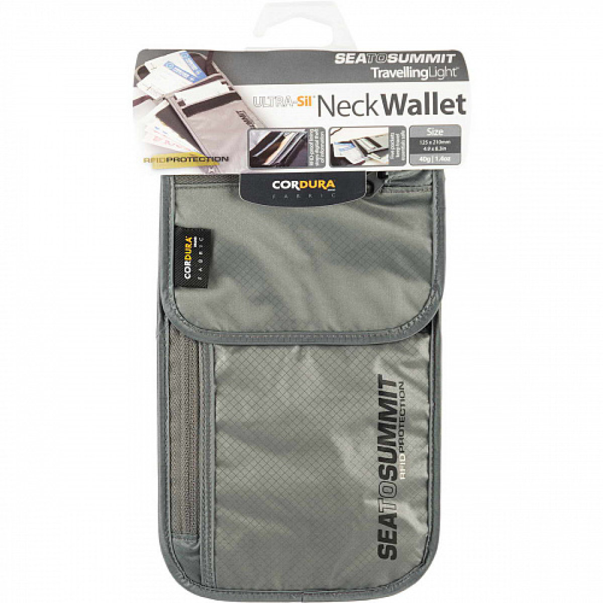 Кошелек Sea to Summit TL Ultra-Sil Neck wallet RFID STS ATLNWRFID