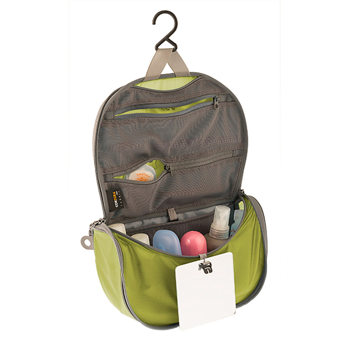 Косметичка Sea to Summit TL Hanging Toiletry Bag Lime/Grey, S STS ATLHTBSLI