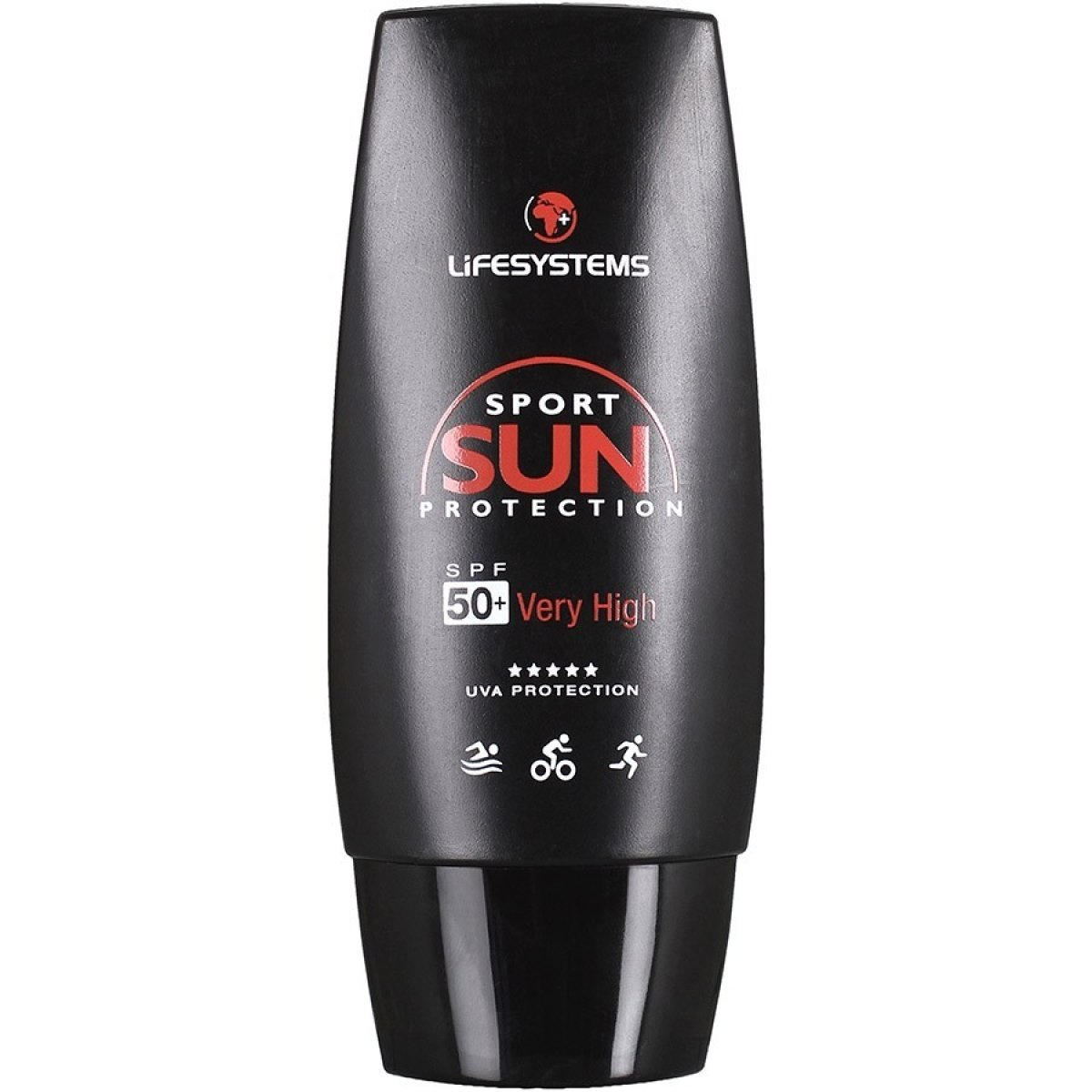 Крем Lifesystems Sport SUN - SPF50 Black 40310