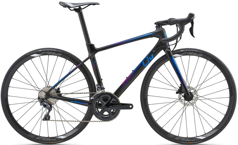 Велосипед LIV LANGMA ADVANCED DISC dark-blue 80000513