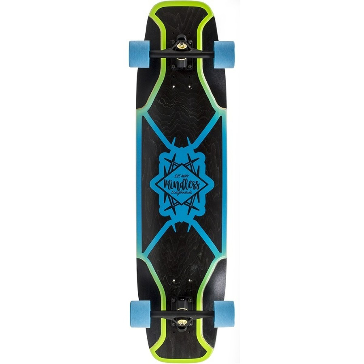 Лонгборд Mindless Core Freeride black ML7600-BK