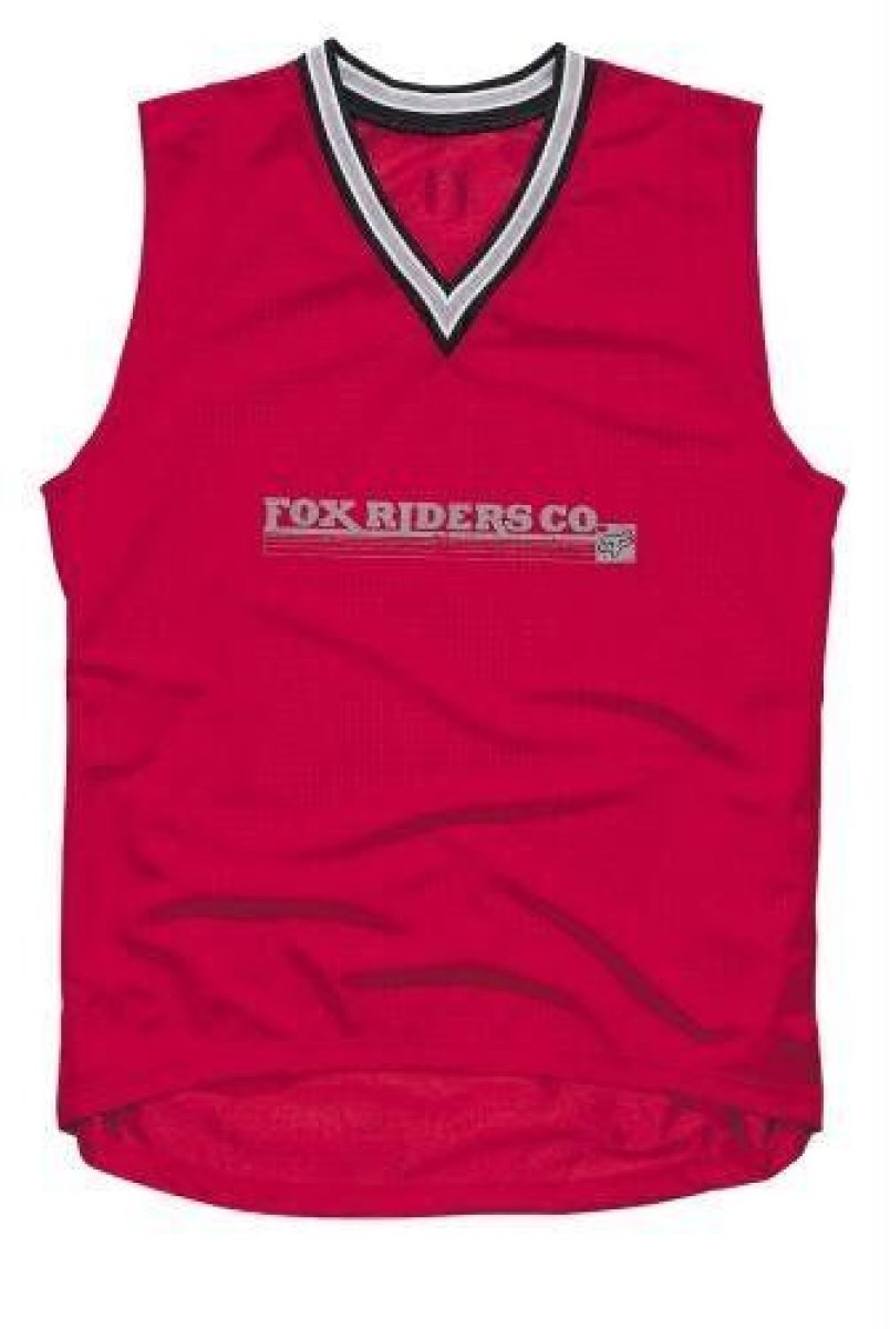 Майка Fox Player Sleeveless Jersey Red 23110-003-006, 23110-003-005, 23110-003-003, 23110-003-004