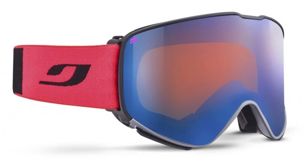 Маска Julbo QUICKSHIFT MTB BLACK/REDCAT2+0 J76511140