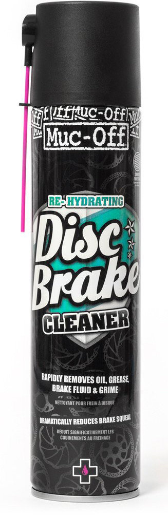 Очиститель Muc-Off DISC BRAKE CLEANER 400ml MC.913