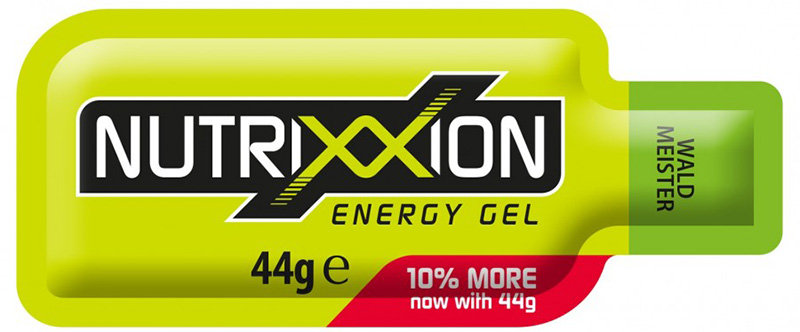 Гель энергетический Nutrixxion ENERGY GEL 44г waldmeister без кофеина 441456