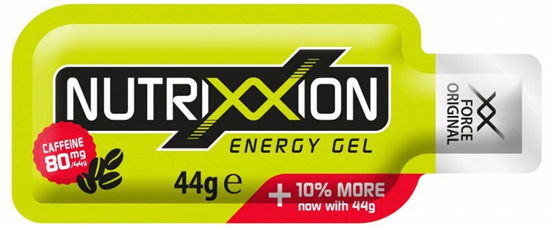 Гель энергетический Nutrixxion ENERGY GEL XX-FORCE 44г 80мг кофеина 440411