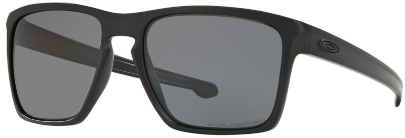 Очки Oakley SLIVER XL matte black-grey polarized