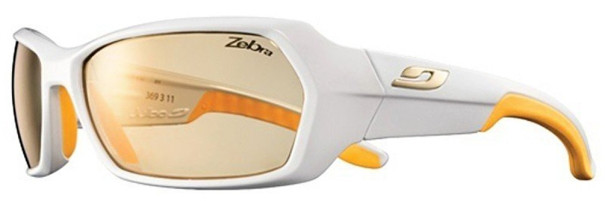 Очки Julbo DIRT ZEBRA white-yellow (уценка) J 369 3 11-y