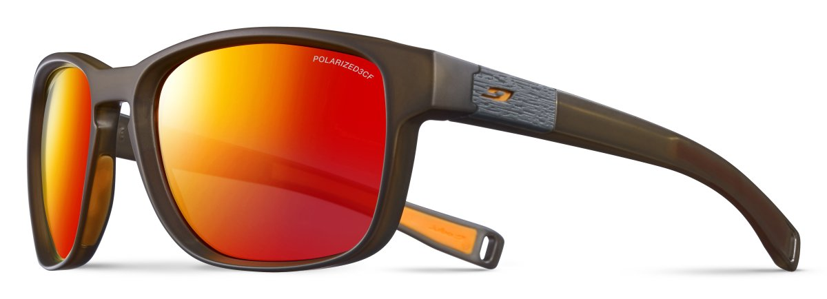 Очки Julbo PADDLE translu army-orange polarized 3cf J5049451