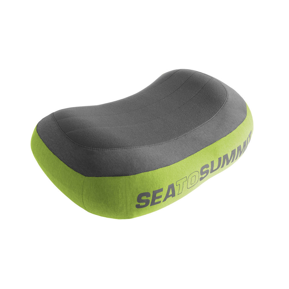 Подушка Sea to summit Aeros Premium Pillow Large надувная Green/Grey