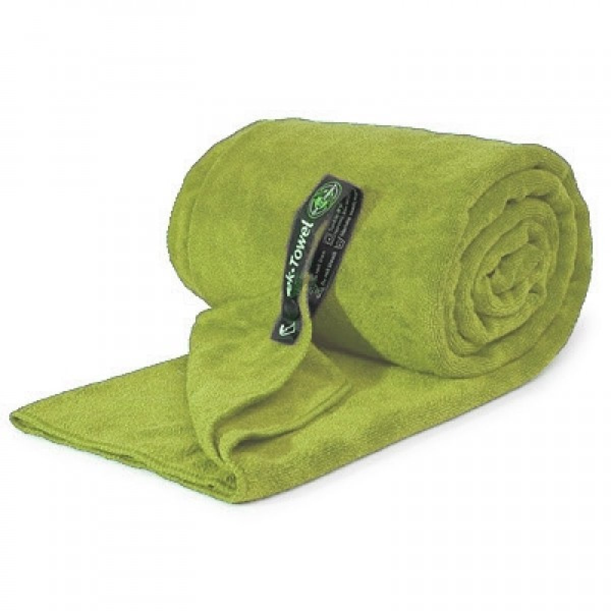 Полотенце Sea to Summit DryLite Towel Lime, XS STS ADRYXSLI
