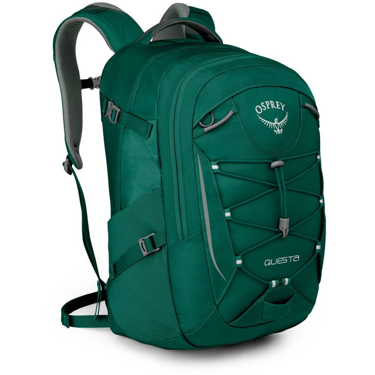 Рюкзак Osprey Questa 27 Tropical Green 009.1799