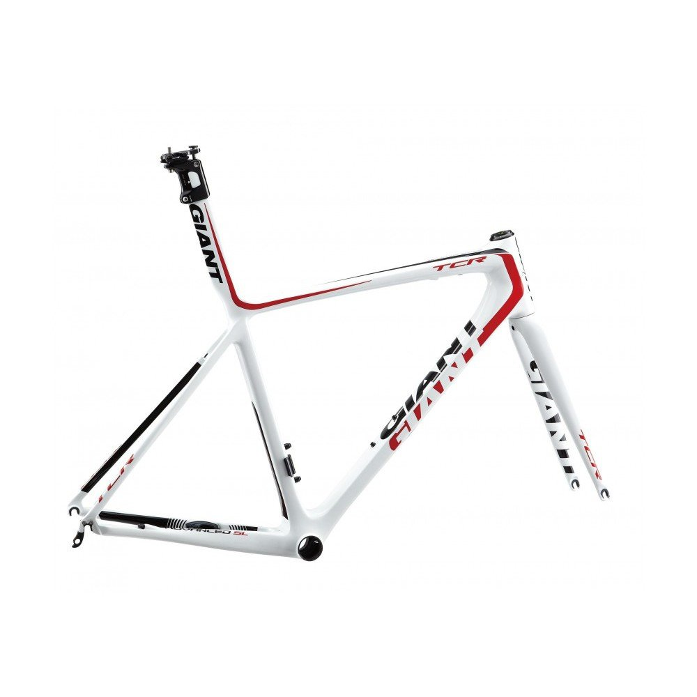 Рама Giant TCR white-Red
