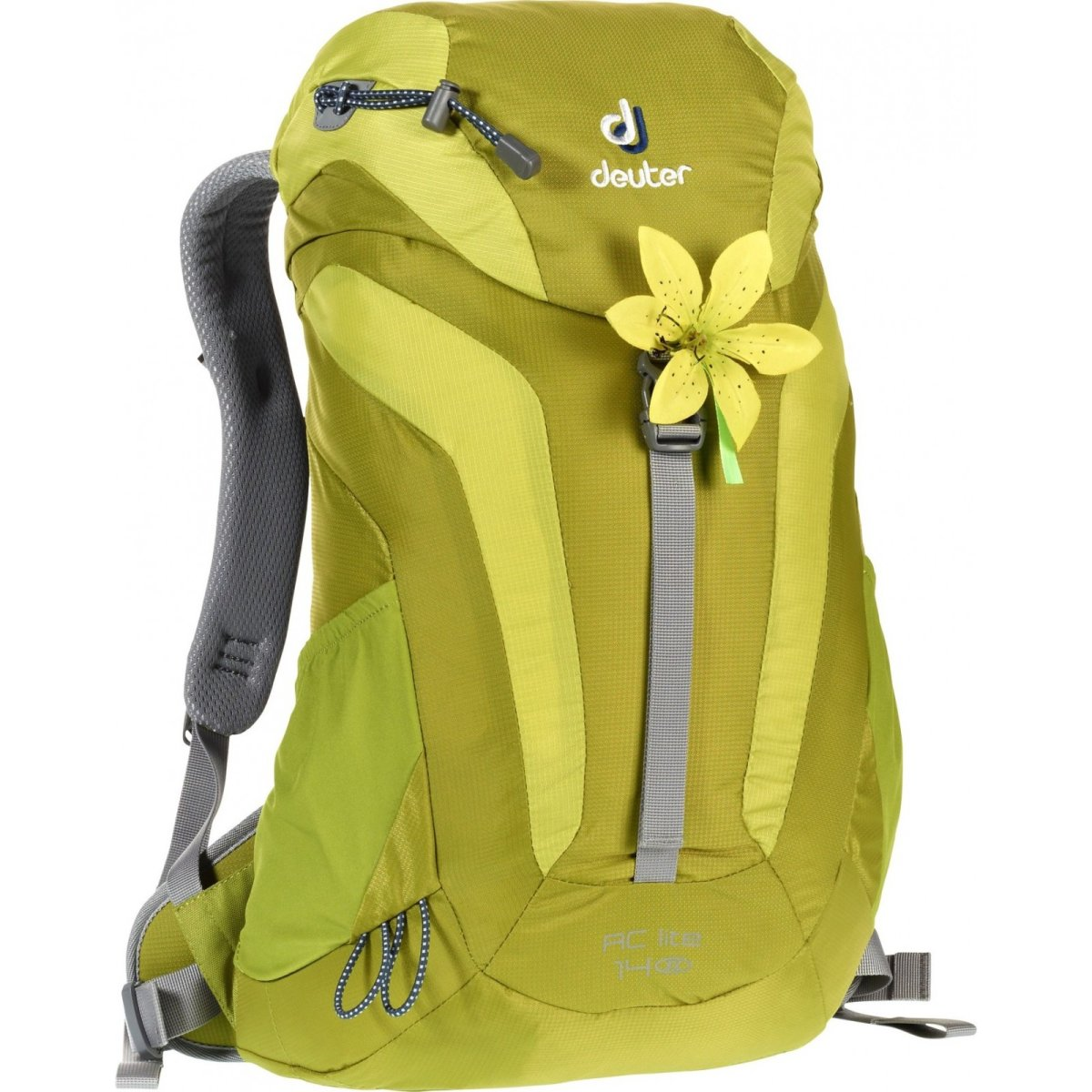 Рюкзак Deuter AC Lite 14 SL moss-apple (2223) 3420016 2223