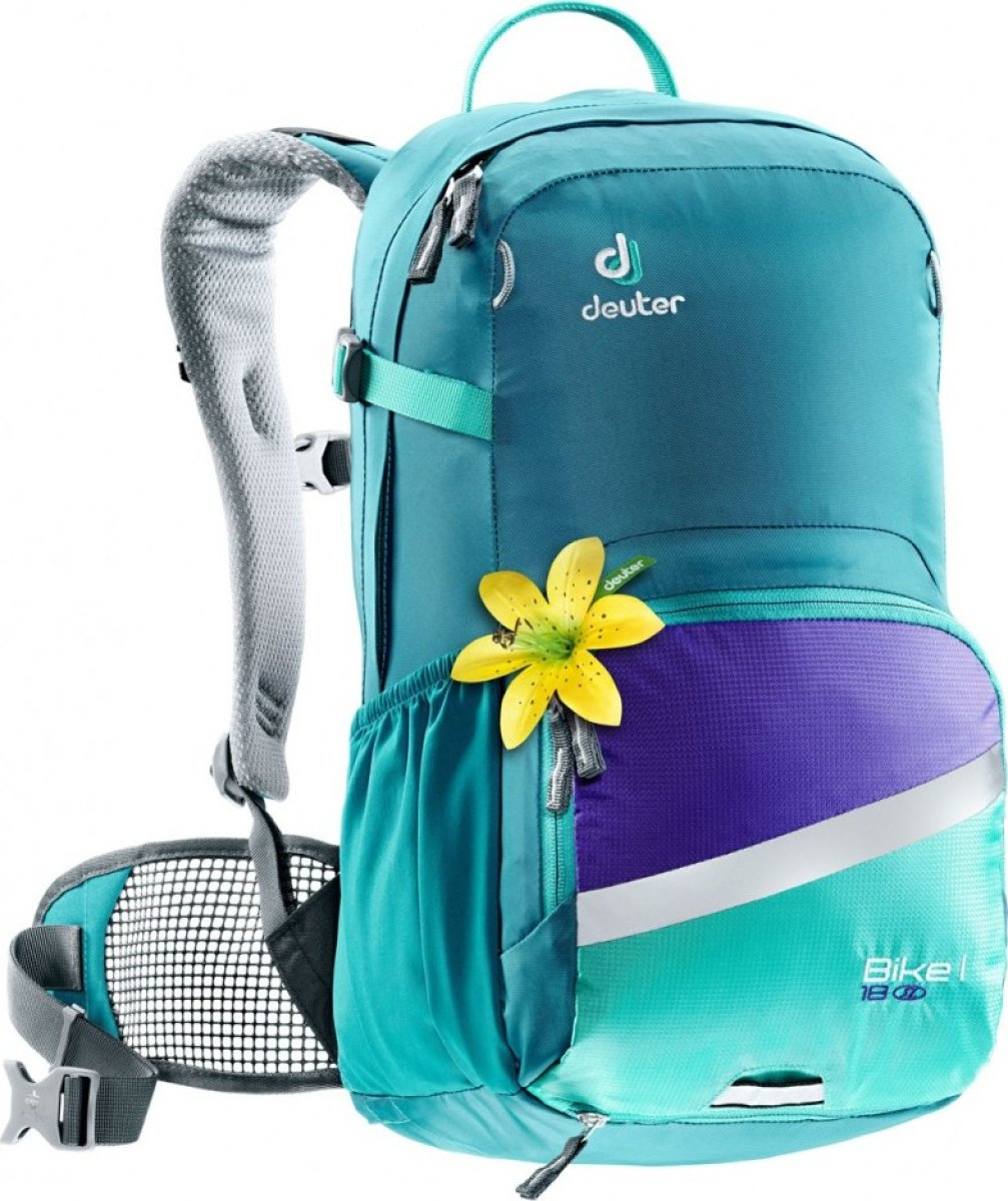 Рюкзак Deuter Bike I 18 SL petrol-mint (3217) 3203217 3217