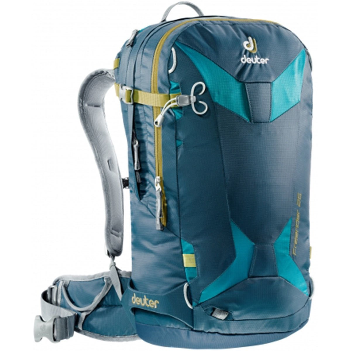 Рюкзак Deuter Freerider 26 цвет 3356 arctic-petrol 3303217 3356
