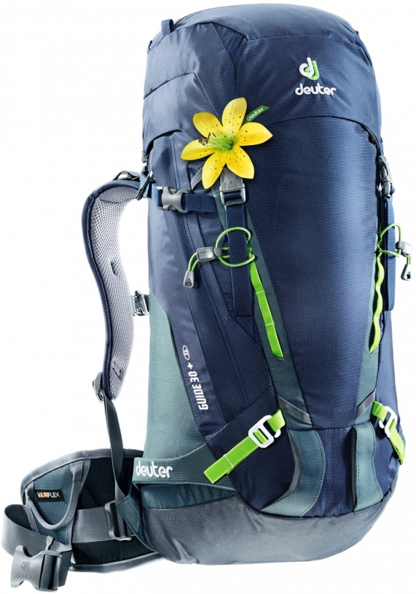 Рюкзак Deuter Guide 30+ SL цвет 3400 navy-granite 3361017 3400