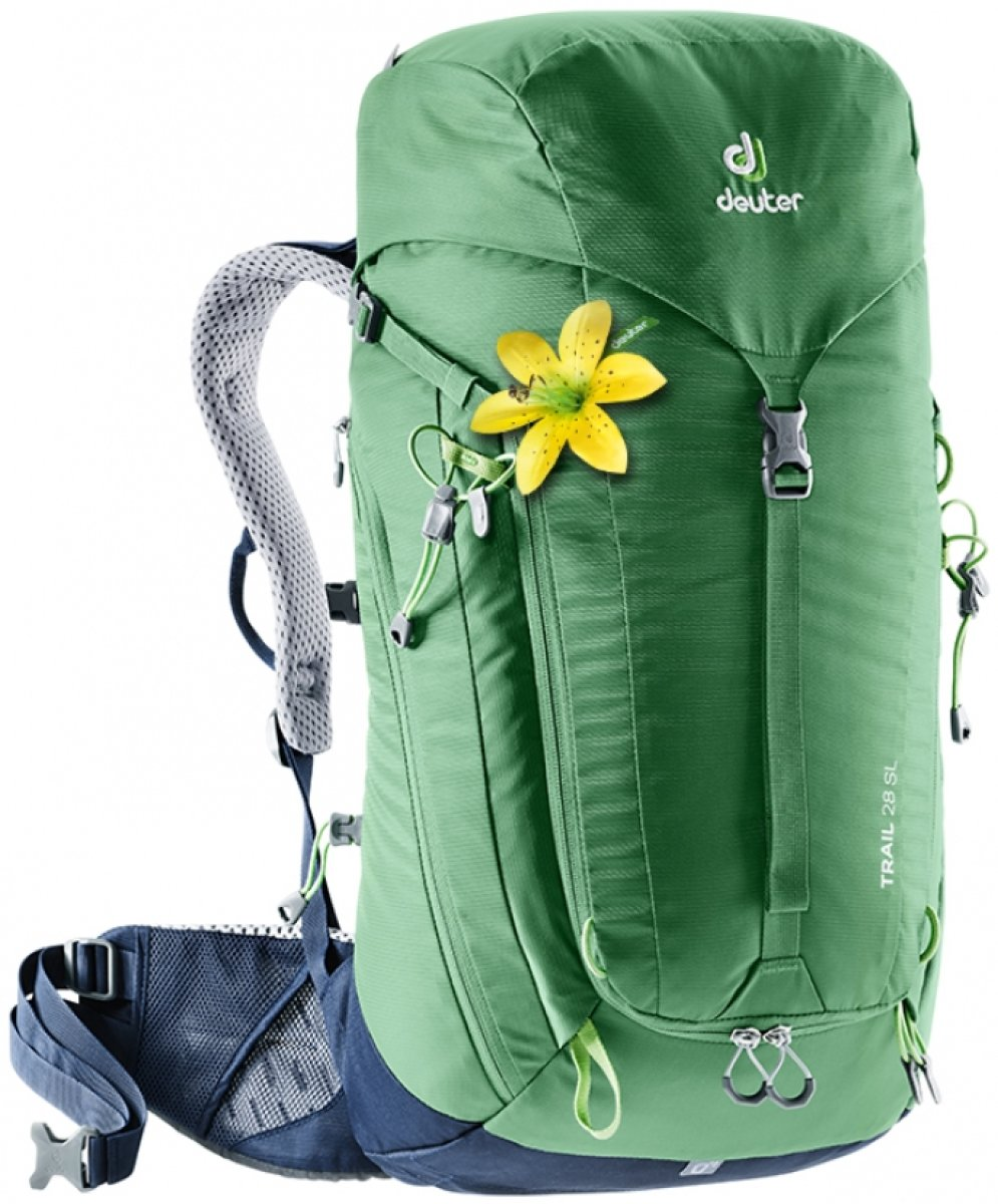 Рюкзак Deuter Trail 28 SL цвет 2326 leaf-navy 3440419 2326