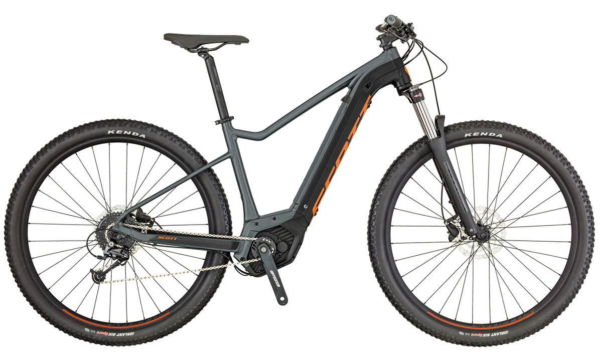 Электровелосипед Scott ASPECT ERIDE 40 grey