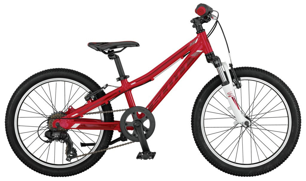 Велосипед Scott CONTESSA JR 20 red