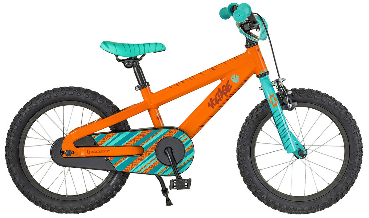 Велосипед Scott VOLTAGE JR 16 orange